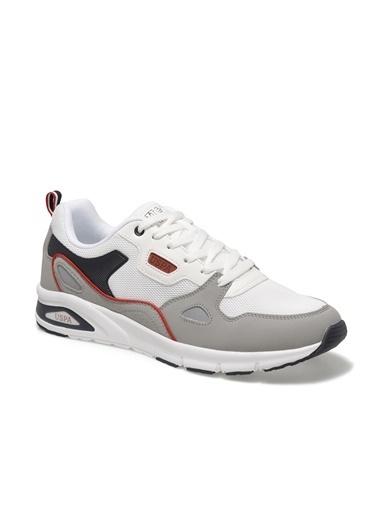 U.S. Polo Assn. Venus 1Fx Erkek Sneaker Beyaz